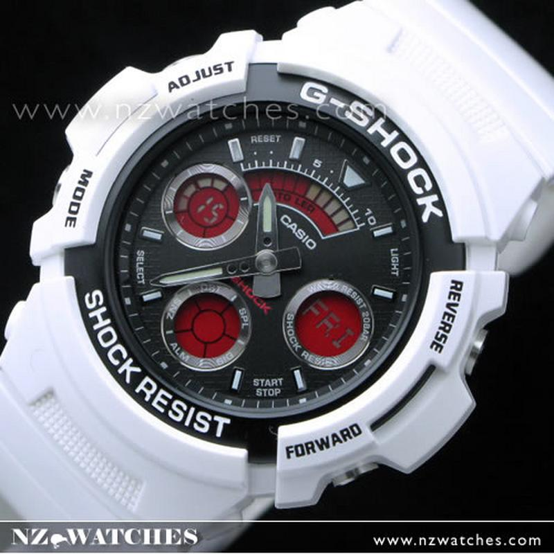 BUY Casio G-Shock Crazy Color Watch White AW-591SC-7 272f42eed0