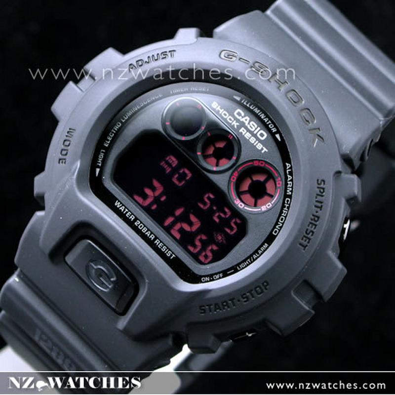 BUY CASIO G-SHOCK DW-6900MS-1DR Military Inspired Series - Buy Watches  Online  12b1fe854469